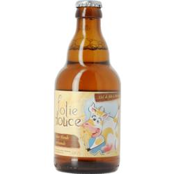 Bouteilles - La Folie Douce - 33 cL