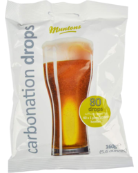 Additifs de brassage - Carbonation drops Muntons 160g