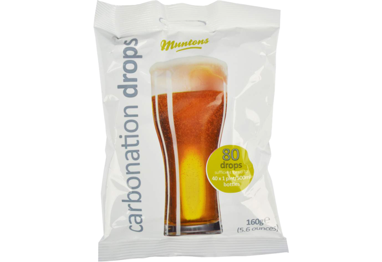 Additifs de brassage - Carbonation drops Muntons 160g