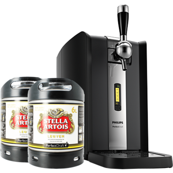 Party Pack PerfectDraft Stella Artois