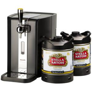 Party Pack PerfectDraft - Tap + 2 Stella Artois Tapvaatje