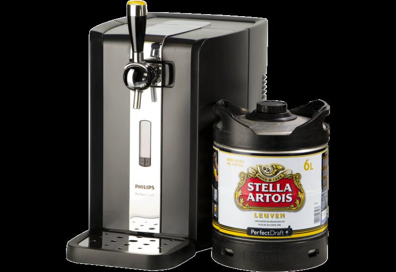 Bierzapfanlagen - Party Pack PerfectDraft - Zapfanlage Stella Artois