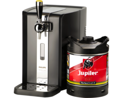 Thuistap - Jupiler Pils PerfectDraft 6L + Machine deal