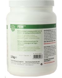 Produits de nettoyage - Nettoyant PBW Five Star 1,8kg