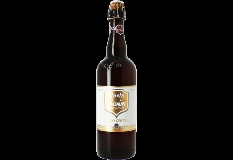 Bottled beer - Chimay Cinq Cents 75cl