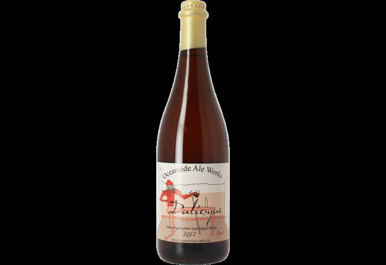 Bouteilles - Oceanside Ale Works Daliesque