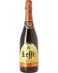 Bottled beer - Leffe Triple - 75cL