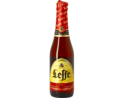 Bottled beer - Leffe Ruby - 33cL