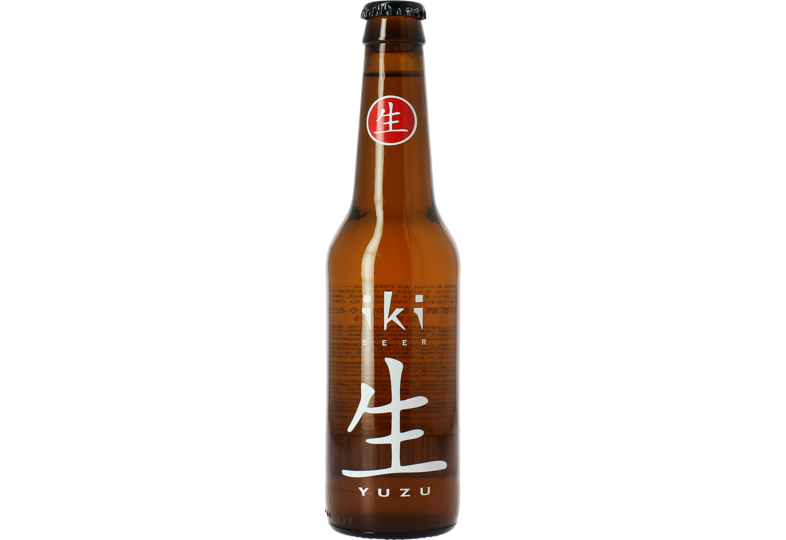 Bottled beer - Iki Beer
