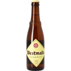Bottled beer - Westmalle Tripel