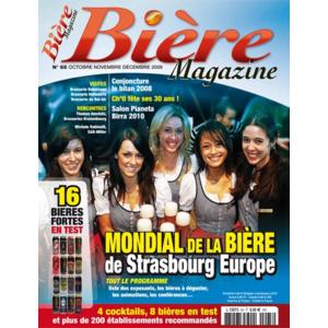Bière Magazine 65 - Oct, Nov, Déc 09
