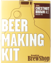 Brouwpakketten om bier te brouwen - Brooklyn Brew Kit Chestnut Brown Ale