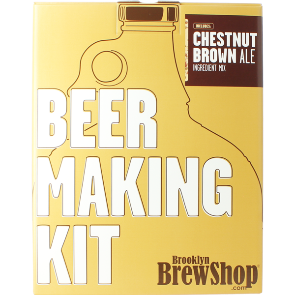 Brooklyn Brew Kit Chestnut Brown Ale