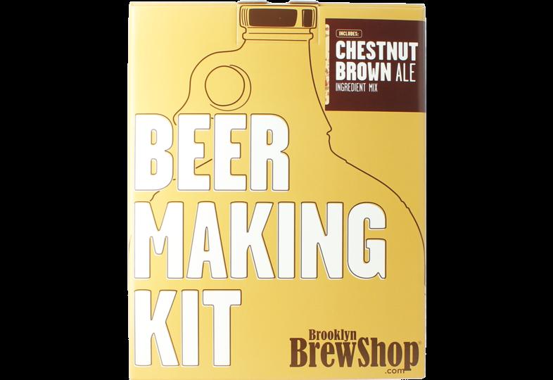 Kit pronti al brassage - Brooklyn Brew Kit Chestnut Brown Ale