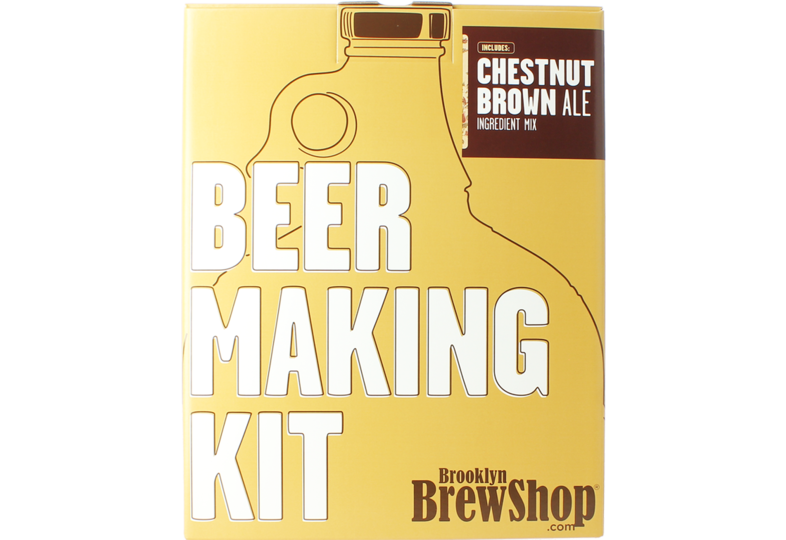 Beer Kit - Brooklyn Brew Kit Chestnut Brown Ale