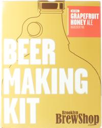 Beer Kit - Brooklyn Brew Kit Grapefruit Honey Ale