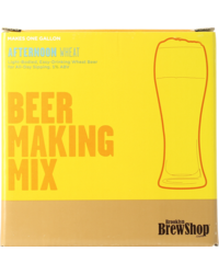 Home page - Ricarica Brooklyn Brew kit Afternoon Wheat