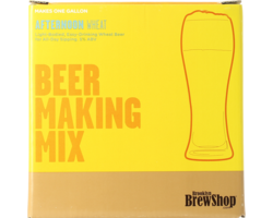 - Recharge Brooklyn Brew kit Afternoon Wheat