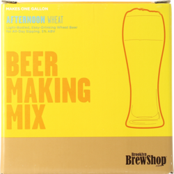 Start - Recharge Brooklyn Brew kit Afternoon Wheat