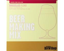 Brouwpakket 4 liter - Navulling brouwpakket Brooklyn Brew Kit Bruxelles Blonde