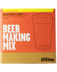 Kits de recettes 4L - Recharge Beer Making Mix Grapefruit Honey Ale