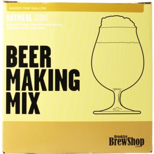 Navulling brouwpakket Brooklyn Brew Kit Oatmeal Stout