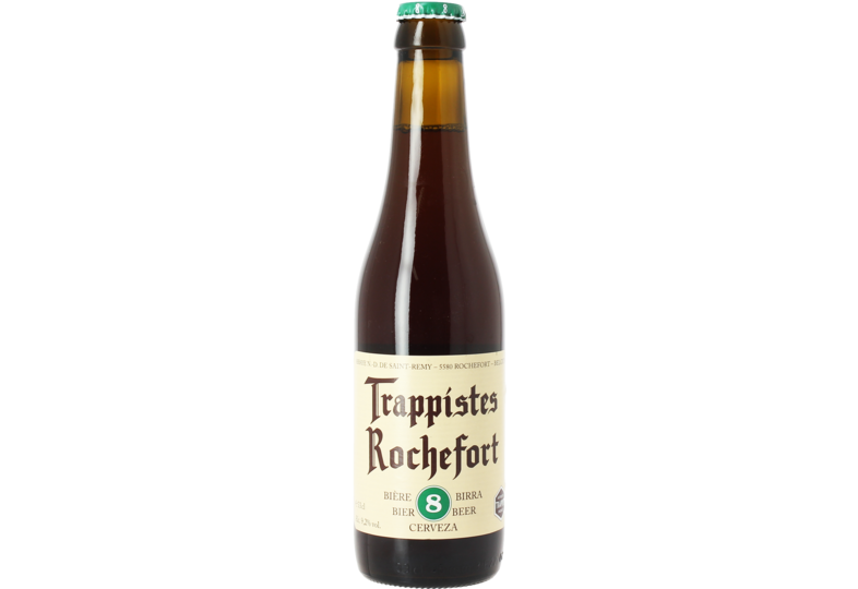 Bottled beer - Rochefort 8