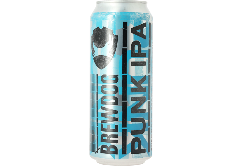 Flessen - Brewdog Punk IPA - 50cl blik