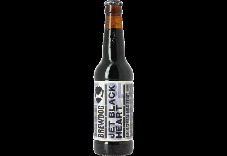 Bottled beer - Brewdog Jet Black Heart