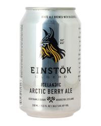 Flaschen Bier - Einstok Icelandic Artic Berry ale
