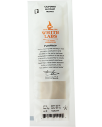 Levures de brassage - Levure liquide WLP001 California Ale White Labs