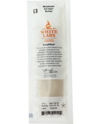 Levures pour fermentation - Levure liquide WLP400 Belgian Wit Ale White Labs