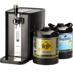 Beer dispensers - Party Pack PerfectDraft - Beerpump + 1 Leffe & 1 Hoegaarden Kegs