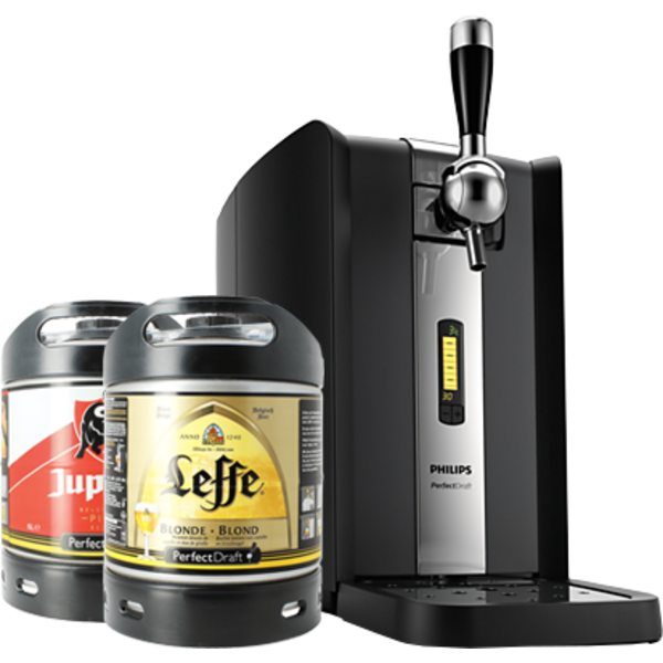Party Pack PerfectDraft Leffe/Jupiler
