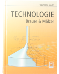 Boeken over bierbrouwen - Livre Technologie Brauer und Mälzer Kunze
