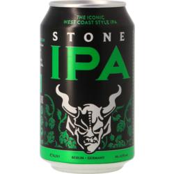 Flaschen Bier - Stone IPA