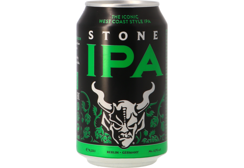 Bouteilles - Stone IPA