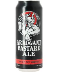 Flaschen Bier - Stone Arrogant Bastard Ale - 50 cL
