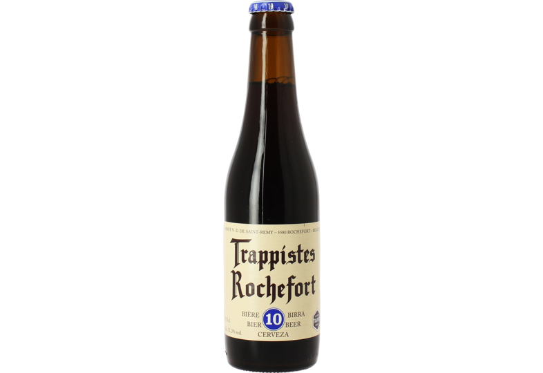Bottled beer - Rochefort 10