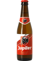 Bottled beer - Jupiler - 33 cL