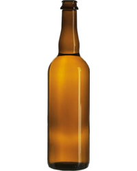 Home - Bottle 75 cl with 26 mm capsule