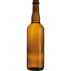 Inicio - Botella de 75 cl para cápsulas de 26 mm x 13 mm
