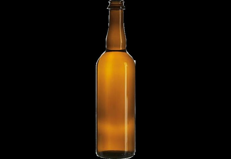 Accueil - Bouteille 75 cl pour capsules 26 mm x 13