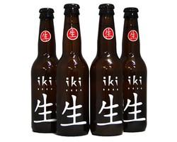 Bottled beer - Lot de 4 Iki Beer