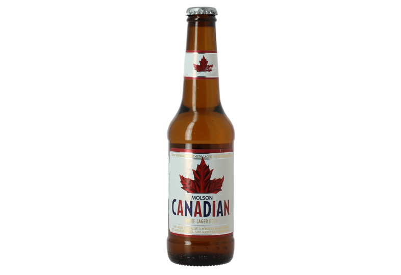 Bouteilles - Molson Canadian