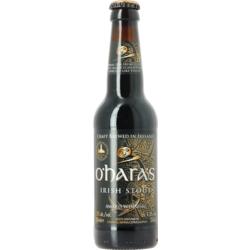 Flessen - O'hara's Irish Stout 33 cl