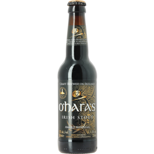 O'hara's Irish Stout - 33cL