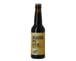 Flaschen Bier - Roasted Rye Black IPA