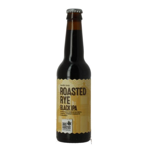 Roasted Rye Black IPA