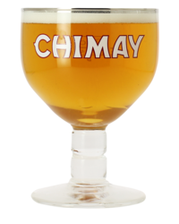 Beer glasses - Chimay 25cl glass